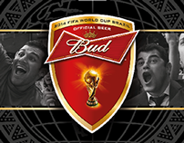 BUD  billboards