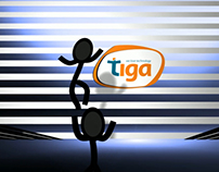 Tiga Website promo