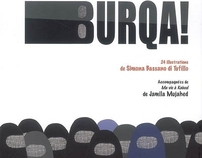 """BURQA!"" the french version! (La Martinière Publishing)"