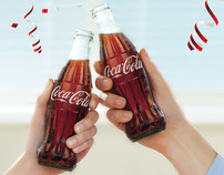Coca-Cola Coke'n Meal Key Visual