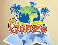 Gonzo map iPhone app