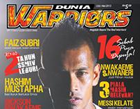 Dunia Warriors Magazine