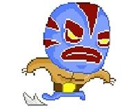 Pixels: El Luchador vs Evil Wrestling League