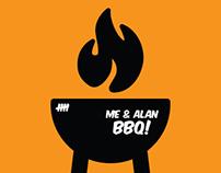 Me & Alan 5th BBQ Burgerpalooza!