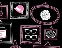 Le boudoir rose