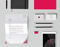 Rouge Hair & Beauty Branding