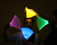 MAX MSP Magic Light Project