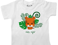 Apparel - Baby / Children's Clothing Prints