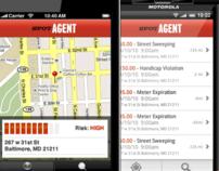 Spot Agent Mobile Application
