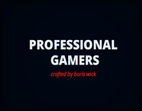 """ProfessionalgGamers"" Template"