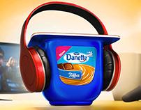 Danette product Variant Campaign