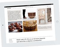 Árvore Website