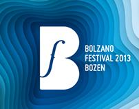 Bolzano Festival Bozen 2013