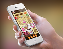 Dunkin Donuts - Augmented Reality