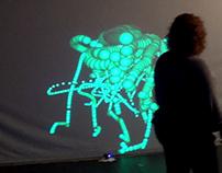 Max MSP Interactive Spheres