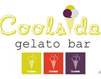 Gelato Bar - Concept logo design
