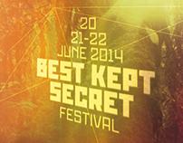 Best Kept Secret 2014