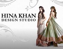 HINA KHAN DESIGN STUDIO