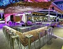 Constantinos Bikas interior designer. Elia (the bar)