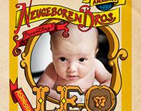 Leo's Birth Announcement
