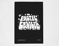 Pastel Castles - Graphic Design & Graffiti