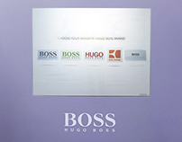 Hugo Boss Touchscreen