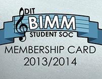 DIT BIMM Society Branding
