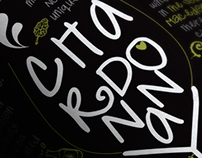 Tikves Wine label design | concept