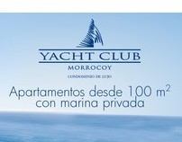 NEW DESIGN FOR  YACHT CLUB