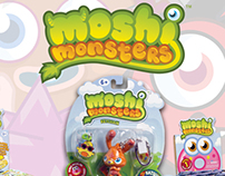 Moshi Monsters Packaging