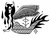 Drawings & Tattoo Flashes 2013