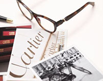 Trinity Glasses by Cartier Eyewear & Fragrances