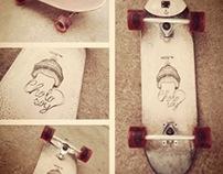 Skate : Cholo Soy :