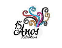 Scalabituna - 15th Anniversary logo