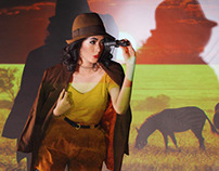 Into the wild   for fashion spread mymagz oktober