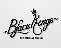 BLACK KINGS Logo