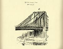 Carnet de voyage n.4 - New York - by Andrea Ferolla