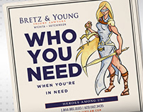 Bretz & Young   Lady Justice