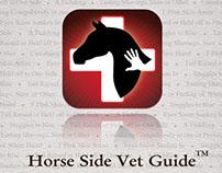 Horse Side Vet Guide - UI/UX