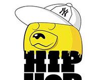BRAND IDENTITY: Hip Hop C'est Chic