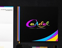 CaAdel Events & Management - Corporate Branding