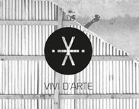 Vivi D'arte - Branding
