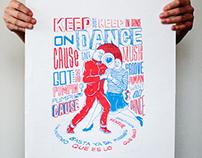 Poster / dance