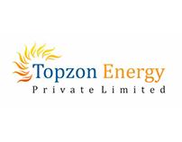 Topzon Energy Branding