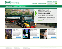 Hess Energy Corporate Site
