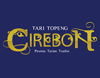Designing Of  Illustration Book Cirebon Mask Dance