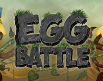 Egg Battle - Menu, Gameplay