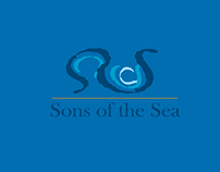 Sons of the Sea - Band Logo