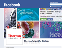 Thermo Scientific FaceBook, Twitter, Google Cover Image