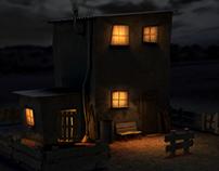 Courage's Farmhouse